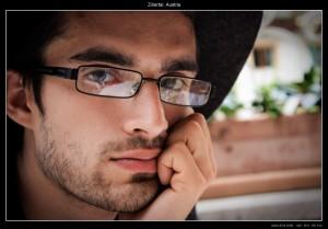 Photo prise par Adri. Mais qui est donc ce bogoss ?? :p