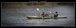 Kayak en famille ...